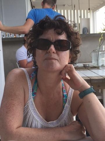 Elisa Gillogley-Mari, Curacao